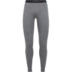 Icebreaker 260 Tech Leggings Dam gritstone heather